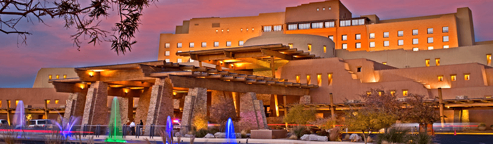 Sandia Resort & Casino. Albuquerque, United States.